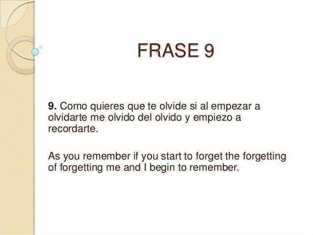 Frases De Amor En Portugués Traducidas Al Español: Frases En Ingles Traducidas A Español