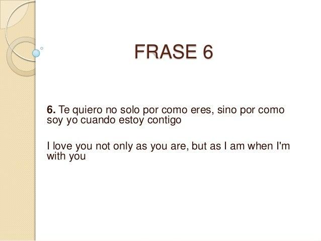 Frases De Amor En Portugués Traducidas Al Español: Frases Bonitas En Ingles Traducidas En Español