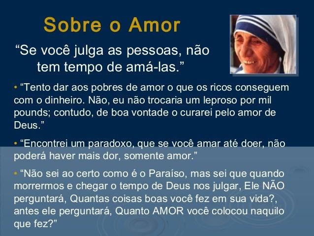 Frases E Pensamento S De Madre Teresa