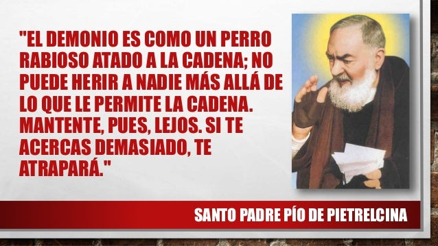 Frases Padre Pío De Pietrelcina