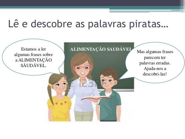 Frases Pirata Sobre Alimentação