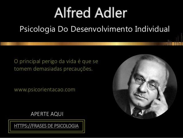 Frases De Freud Psicologia: Frases De Psicologia