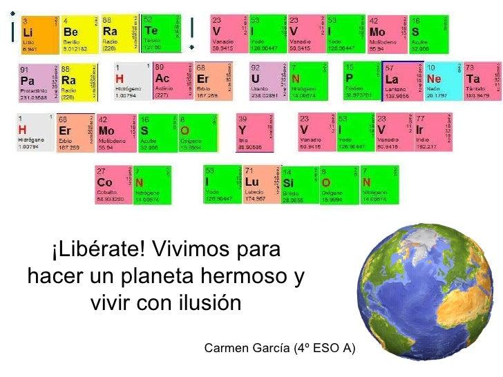 marta fernndez 2 eso a 11 - Tabla Periodica En Espanol E Ingles