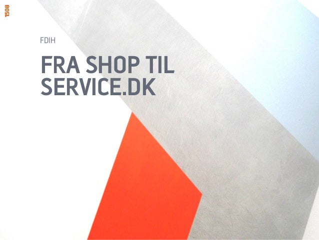 FDIHFRA SHOP TILSERVICE.DK