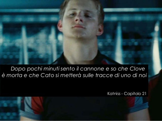 belle frasi di hunger games