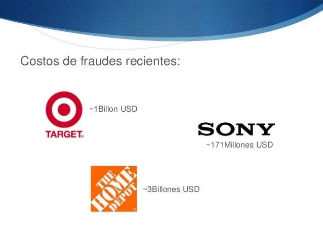 Fraud analytics detección y prevención de fraudes en la era del big data   slideshare Slide 2