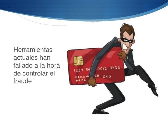 Fraud analytics detección y prevención de fraudes en la era del big data   slideshare Slide 3