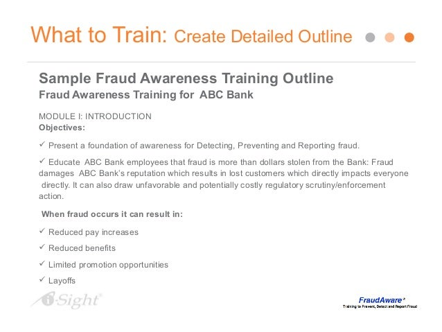 Fight Fraud With Employee Fraud Training