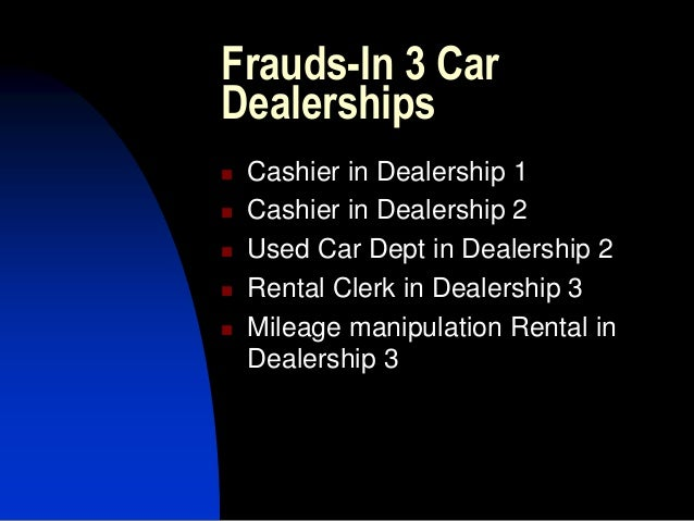 fraud cases When a person is accused of criminal fraud, the case is brought by either local,  state or federal prosecutors, who have to prove that they intended to commit the.