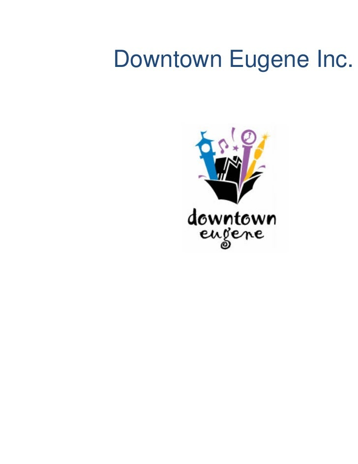 Downtown Eugene Inc.