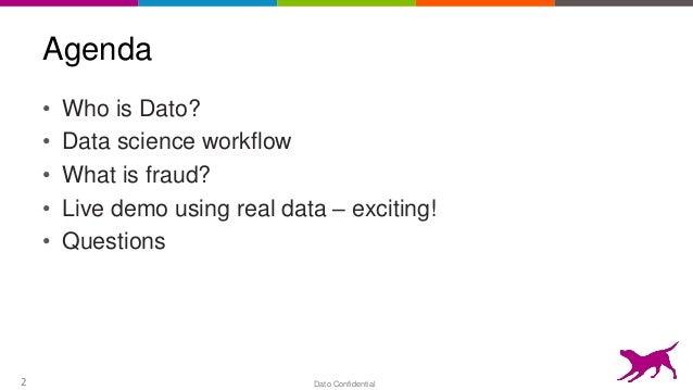 Webinar - Fraud Detection - Palombo (20160428) Slide 2