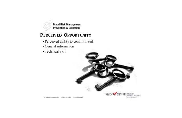 Fraud risk management lahore oct 15
