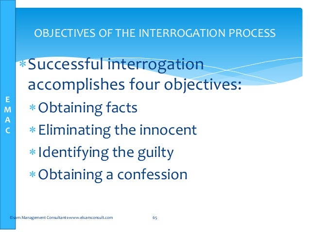 similarities and differences between interviewing and interrogation Military versus police interrogations: similarities and differences  the general picture to emerge was one of few differences  police interview and interrogation methods in the criminal .