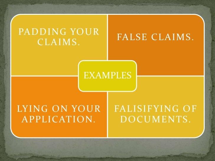 insurance company frauds - Frauds in insurance company