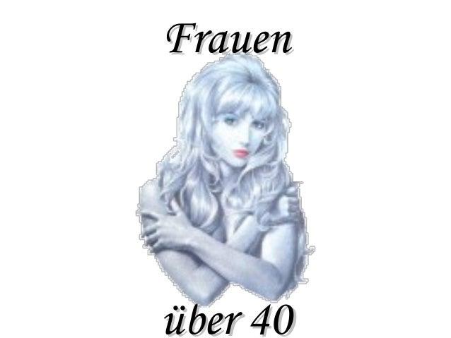 über 40über 40 FrauenFrauen