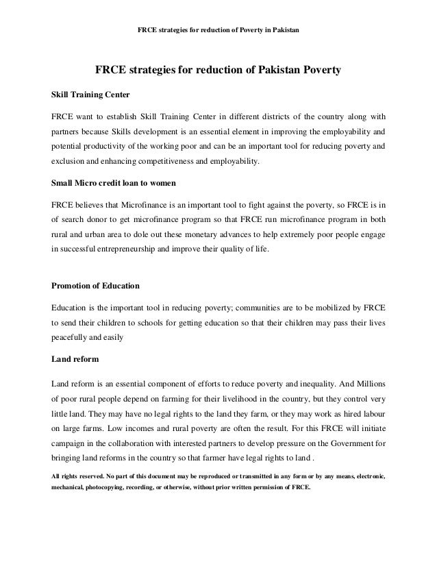 micro credit no evidence of reducing poverty Iza discussion paper no 10046 july 2016 abstract the impact of micro-credit on employment: evidence from bangladesh and pakistan this paper examines the impact of micro-credit on employment.