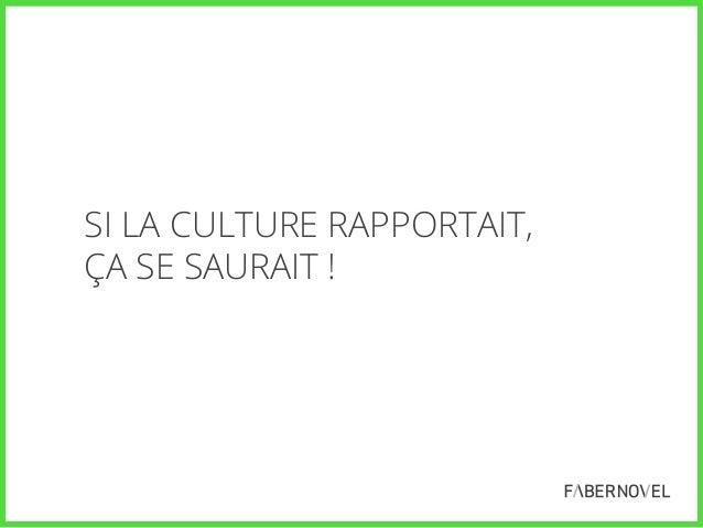 Data Culture : Notre réponse au Ministère de la Culture et de la Communication