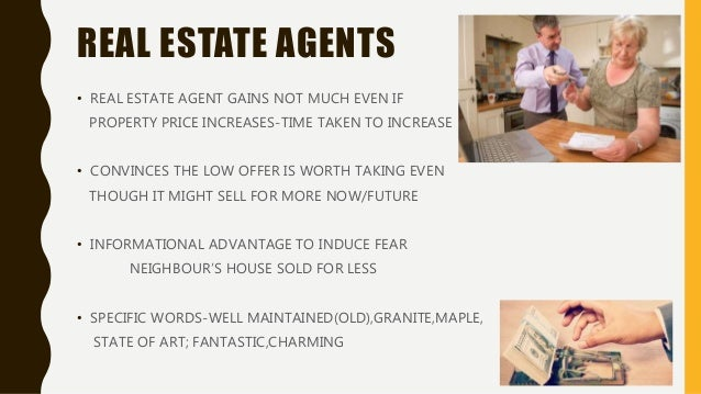 freakonomics real estate agents