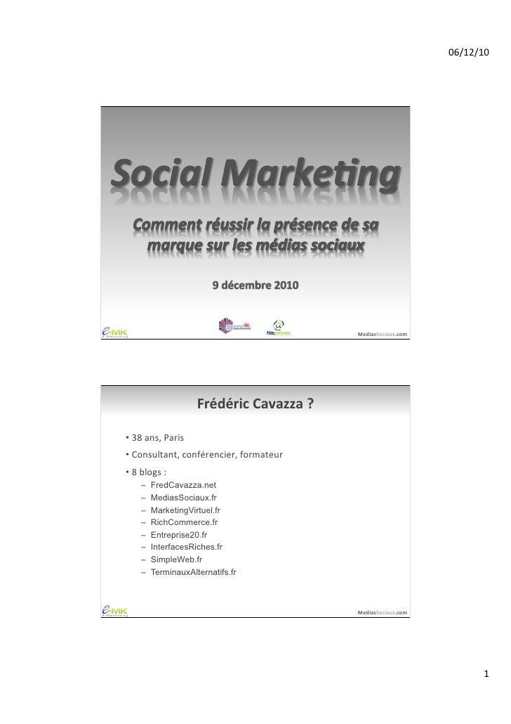 06/12/10                                                             MediasSociaux.com                              Fr...