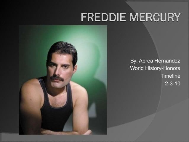 By: Abrea HernandezWorld History-HonorsTimeline2-3-10