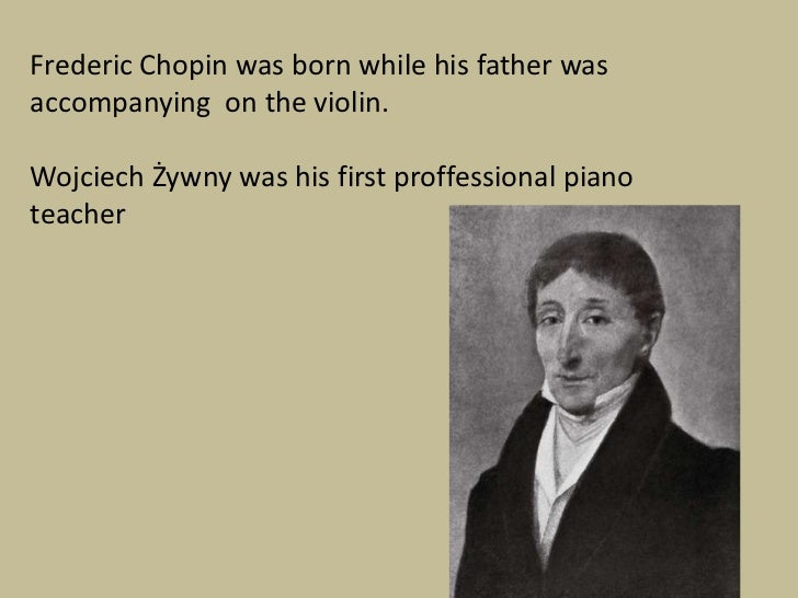 where was chopin born