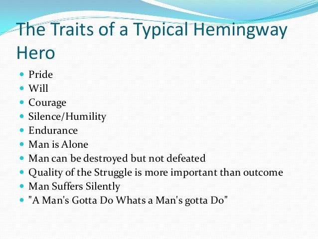Frederic henry code hero essay