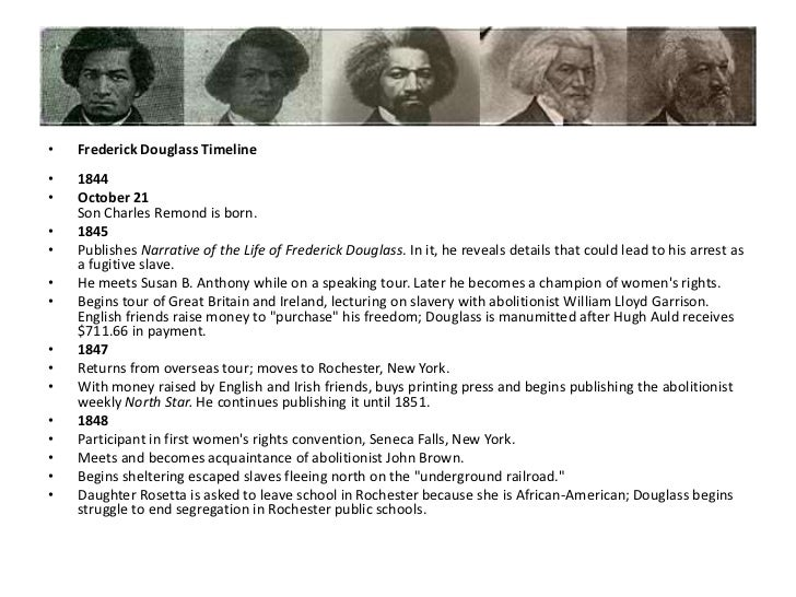 a comparison of the narratives of frederick douglass and william wells brown