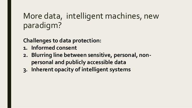 Living In a World of Data Exploitation - CPDP 2017 Slide 2
