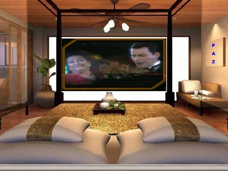Bem-vindo! Acomode-se nos almofadões e desfrute de um dueto inesquecível Com você: Freddie Mercury e Montserrat Caballé P ...