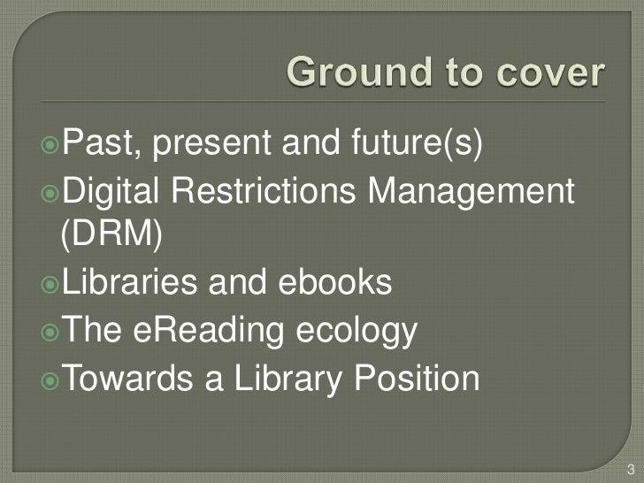 'ebooks and public libraries presentation' at Hikuwai Weekend School Slide 3