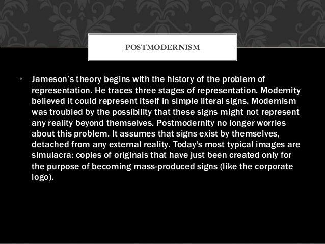 Fredric Jameson Postmodernism And Consumer Society Pdf