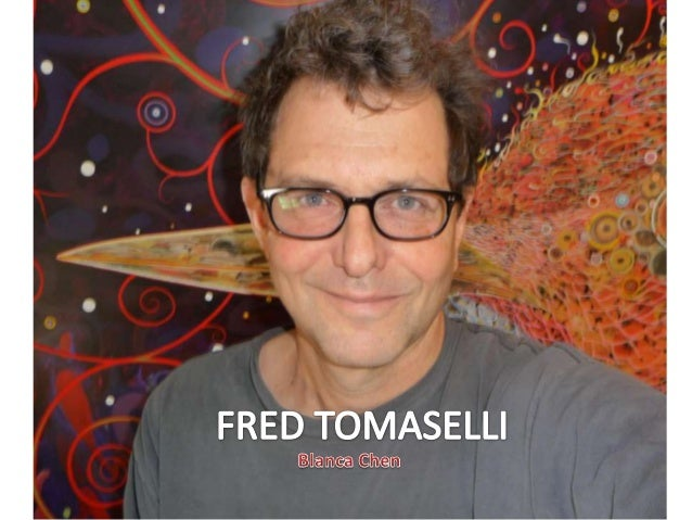 • Fred Tomaselli • American • Born in 1956  • Paintings: hybrid painting and collage layered paintings combine cutout imag...