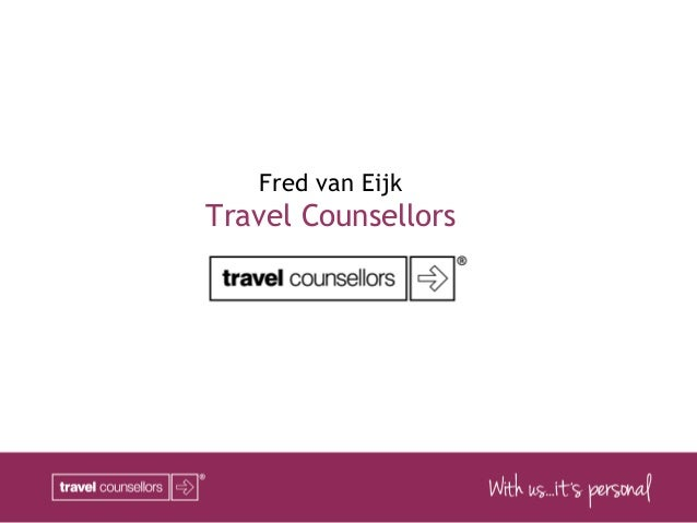 Fred van Eijk Travel Counsellors
