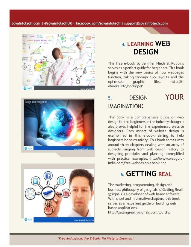 Free And Informative E Books For Website Designers