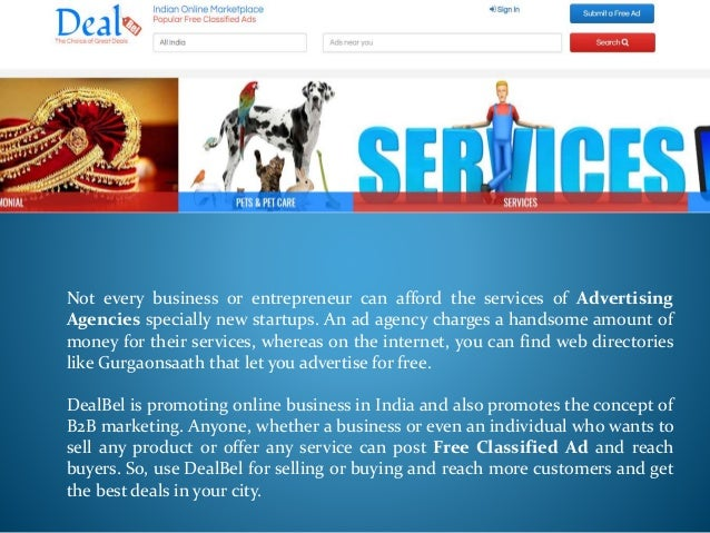 Free Classified Ads India, Free Ads Posting Classifieds