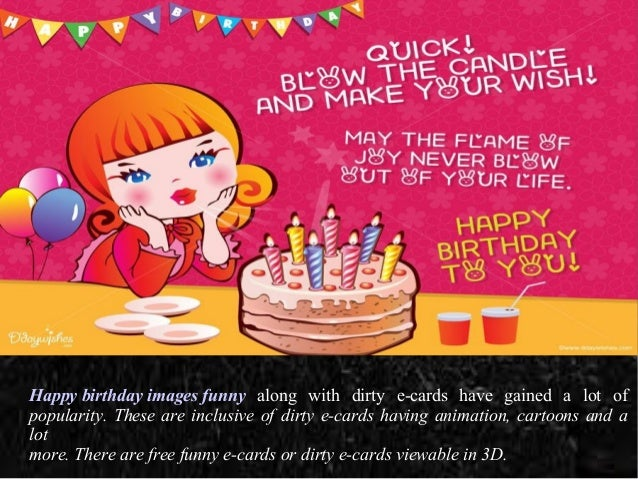Free Funny Birthday Ecards – Dirty Funny Birthday Cards