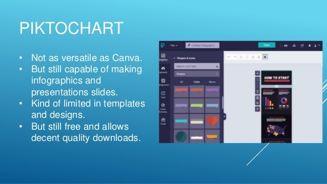 Free Online Infographic Makers