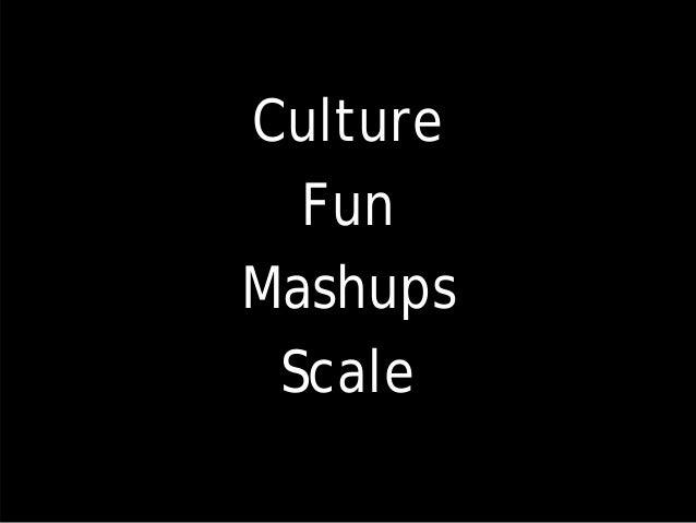 Culture Fun Mashups Scale