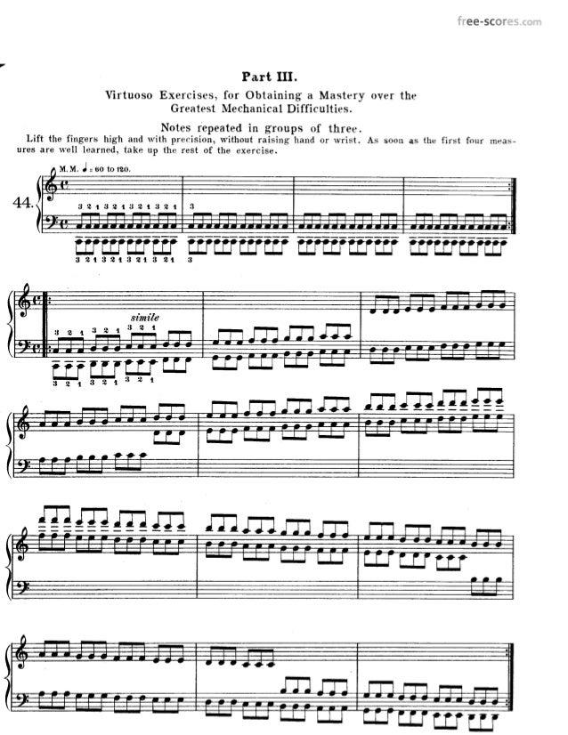[Free scores.com] hanon-charles-louis-le-pianiste-virtuose-en-60-exercices-partie-iii-texte-anglais-3545