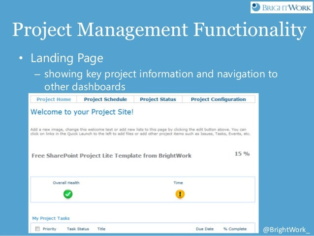 sharepoint knowledge management template - free sharepoint project management templates from
