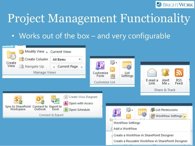 Free sharepoint project management templates from brightwork and atid 28 pronofoot35fo Choice Image