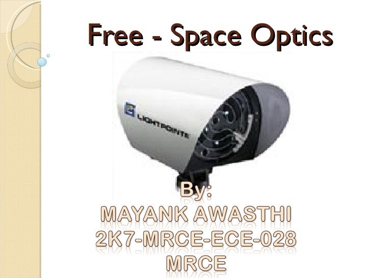 Free - Space Optics