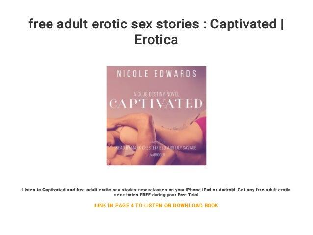 Adult erotic free stories