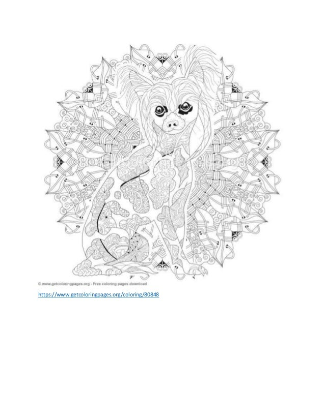 45 Free Printable Coloring Pages to Download | Dog coloring page ... | 826x638