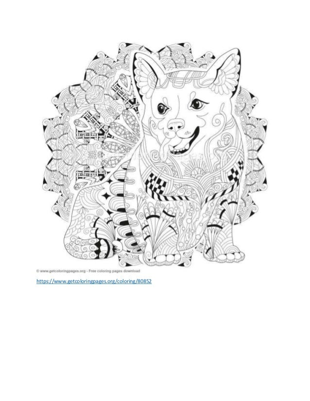 Free Animal Mandala Coloring Pages Free Printable, Download Free ... | 826x638