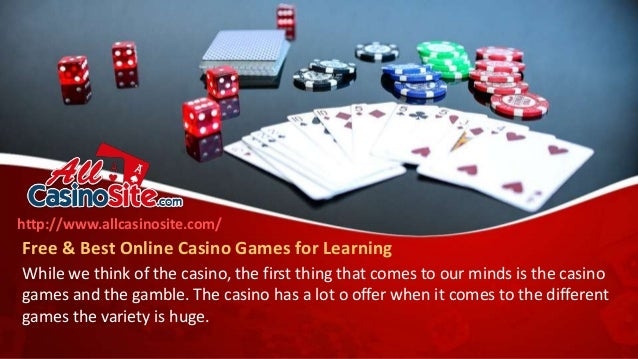 First online casino games what is the best slot machine app for android