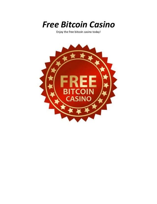 online bitcoin casino free