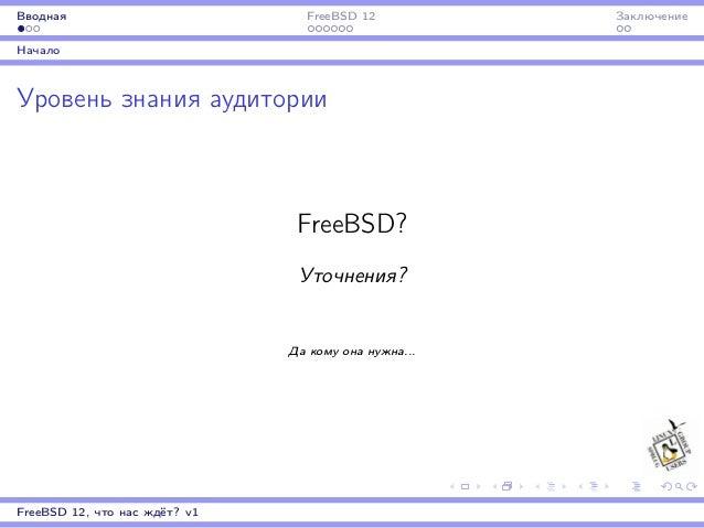 Freebsd 12