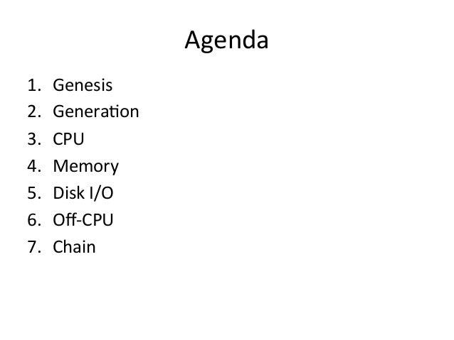 1.  Genesis
