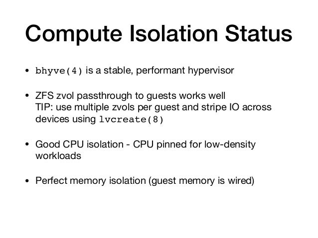 FreeBSD VPC Introduction Slide 3
